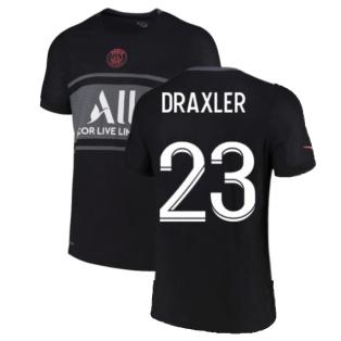 PSG 2021-2022 Vapor 3rd Shirt (DRAXLER 23)