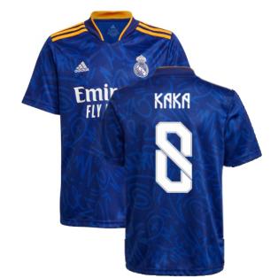 Real Madrid 2021-2022 Away Shirt (Kids) (KAKA 8)