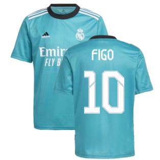 Real Madrid 2021-2022 Third Shirt (Kids) (FIGO 10)
