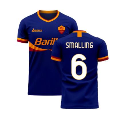 Roma 2020-2021 Third Concept Football Kit (Libero) (SMALLING 6)