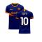 Roma 2020-2021 Third Concept Football Kit (Libero) (TOTTI 10)