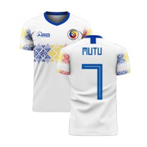 Romania 2020-2021 Away Concept Football Kit (Libero) (MUTU 7)
