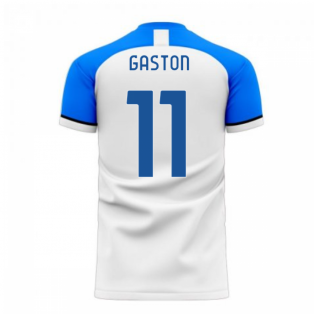 Sampdoria 2020-2021 Away Concept Football Kit (Libero) (GASTON 11)