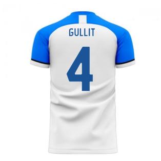 Sampdoria 2020-2021 Away Concept Football Kit (Libero) (GULLIT 4)