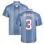 Score Draw England 1996 Away Euro Championship Retro Football Shirt (PEARCE 3)