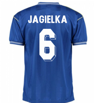 Score Draw Everton 1986 Home Shirt (JAGIELKA 6)