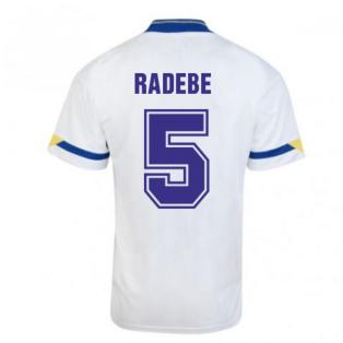 Score Draw Leeds United 1992 Home Shirt (RADEBE 5)