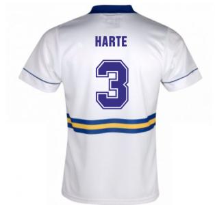 Score Draw Leeds United 1994 Home Shirt (HARTE 3)