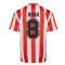 Score Draw Sunderland 1990 Retro Football Shirt (Rush 8)