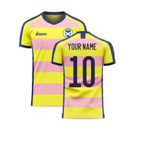 Scotland 2020-2021 Away Concept Football Kit (Libero)