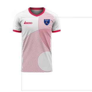 South Korea 2020-2021 Away Concept Football Kit (Libero) (H S WOOK)
