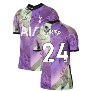 Tottenham 2021-2022 3rd Shirt (AURIER 24)