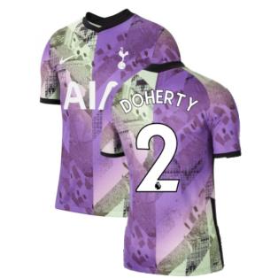 Tottenham 2021-2022 3rd Shirt (DOHERTY 2)