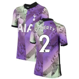 Tottenham 2021-2022 3rd Shirt (Kids) (DOHERTY 2)
