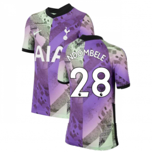 Tottenham 2021-2022 3rd Shirt (Kids) (NDOMBELE 28)