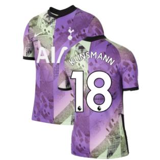Tottenham 2021-2022 3rd Shirt (KLINSMANN 18)