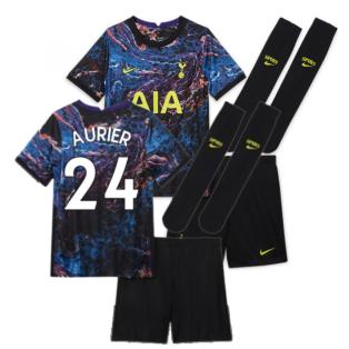 Tottenham 2021-2022 Away Baby Kit (AURIER 24)
