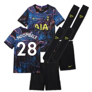 Tottenham 2021-2022 Away Baby Kit (NDOMBELE 28)