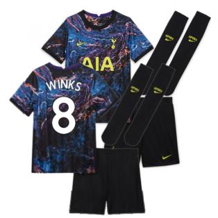 Tottenham 2021-2022 Away Baby Kit (WINKS 8)
