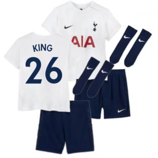 Tottenham 2021-2022 Home Baby Kit (KING 26)