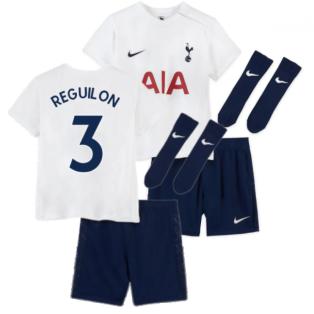 Tottenham 2021-2022 Home Baby Kit (REGUILON 3)