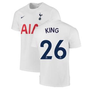 Tottenham 2021-2022 Home Shirt (Kids) (KING 26)