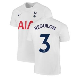 Tottenham 2021-2022 Home Shirt (Kids) (REGUILON 3)