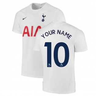 Tottenham 2021-2022 Home Shirt (Kids) (Your Name)