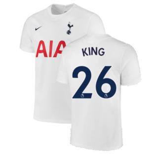 Tottenham 2021-2022 Home Shirt (KING 26)