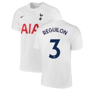 Tottenham 2021-2022 Home Shirt (REGUILON 3)