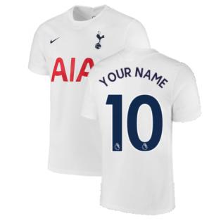 Tottenham 2021-2022 Home Shirt (Your Name)