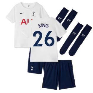 Tottenham 2021-2022 Little Boys Home Mini Kit (KING 26)