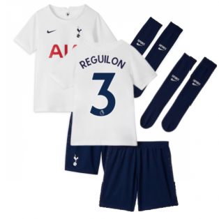 Tottenham 2021-2022 Little Boys Home Mini Kit (REGUILON 3)