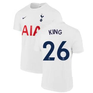 Tottenham 2021-2022 Vapor Home Shirt (KING 26)
