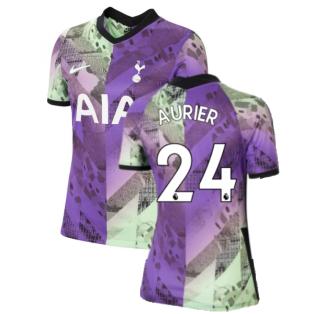Tottenham 2021-2022 Womens 3rd Shirt (AURIER 24)