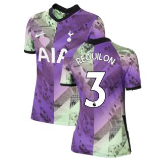 Tottenham 2021-2022 Womens 3rd Shirt (REGUILON 3)