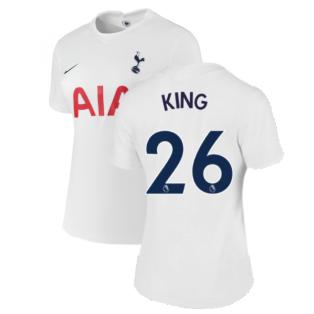 Tottenham 2021-2022 Womens Home Shirt (KING 26)