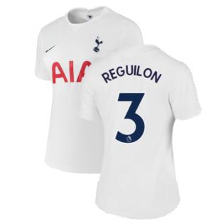 Tottenham 2021-2022 Womens Home Shirt (REGUILON 3)