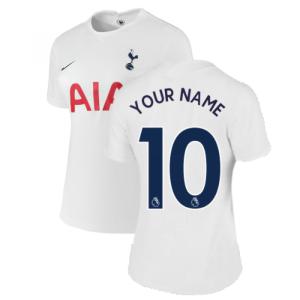 Tottenham 2021-2022 Womens Home Shirt (Your Name)