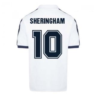 Tottenham Hotspur 1978 Admiral Retro Shirt (SHERINGHAM 10)
