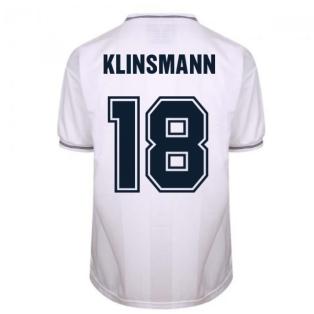 Tottenham Hotspur 1984 UEFA Cup Final Shirt (KLINSMANN 18)