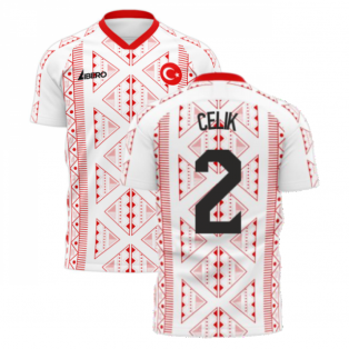 Turkey 2020-2021 Away Concept Football Kit (Libero) (CELIK 2)