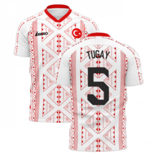 Turkey 2020-2021 Away Concept Football Kit (Libero) (TUGAY 5)