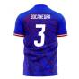 USA 2020-2021 Away Concept Football Kit (Libero) (BOCANEGRA 3)