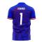 USA 2020-2021 Away Concept Football Kit (Libero) (HOWARD 1)