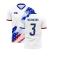 USA 2020-2021 Home Concept Kit (Fans Culture) (BOCANEGRA 3)