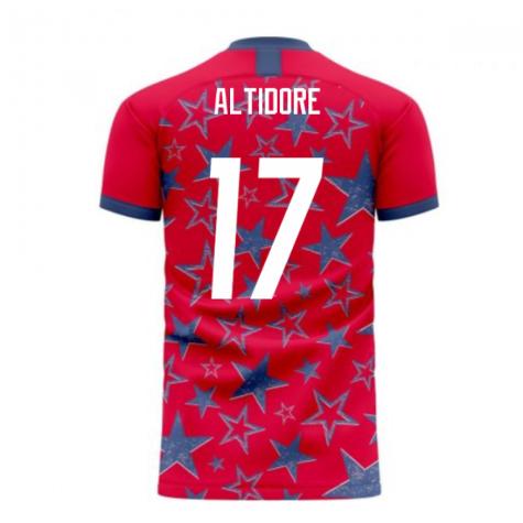 USA 2020-2021 Third Concept Football Kit (Libero) (ALTIDORE 17)