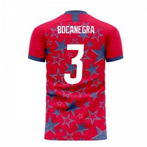 USA 2020-2021 Third Concept Football Kit (Libero) (BOCANEGRA 3)