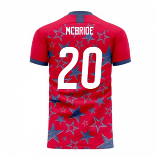 USA 2020-2021 Third Concept Football Kit (Libero) (MCBRIDE 20)