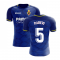 Villarreal 2020-2021 Away Concept Football Kit (Libero) (PAREJO 5)